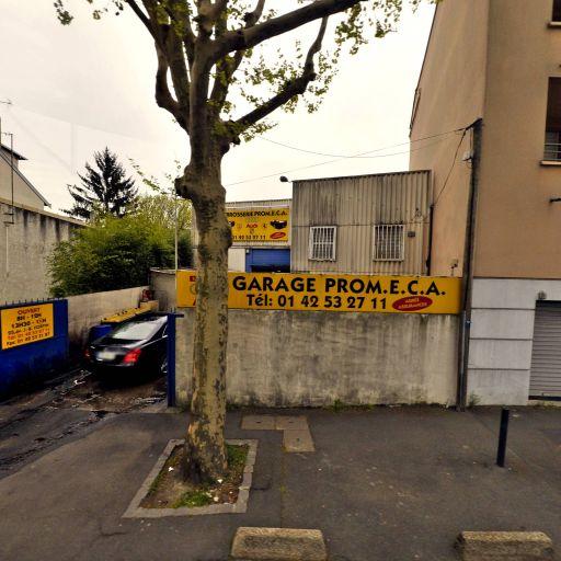 Carrosserie Promeca ACB SARL - Carrosserie et peinture automobile - Bagneux