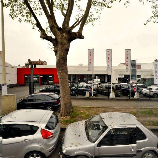 Citroën PSA Retail Bagneux Concessionnaire - Garage automobile - Bagneux