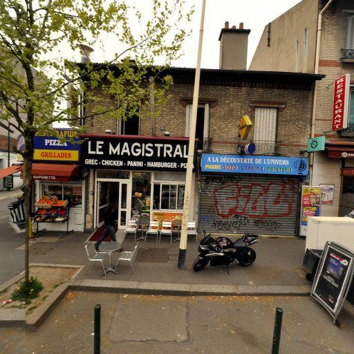 Le Magistral - Restaurant - Bagneux