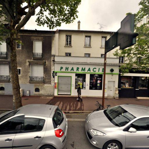 Pharmacie Du Pont - Pharmacie - Antony