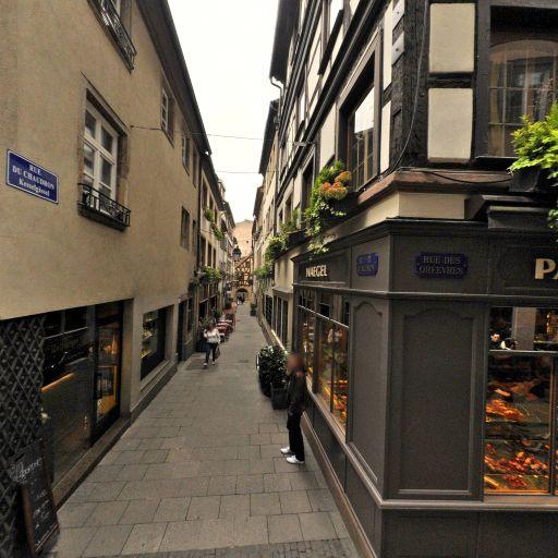 Naegel - Chocolatier confiseur - Strasbourg