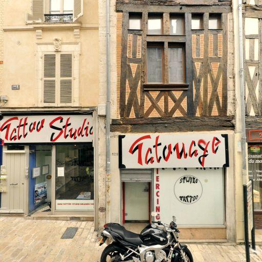Piercing Studio - Tatouages - Orléans