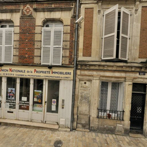 Chambre Syndicale de Propriétaires et Copropriétaires d'Orléans et du Loiret - Syndicat professionnel - Orléans