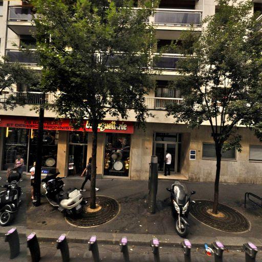 Cfe-Cgc Santé Social - Syndicat de salariés - Paris