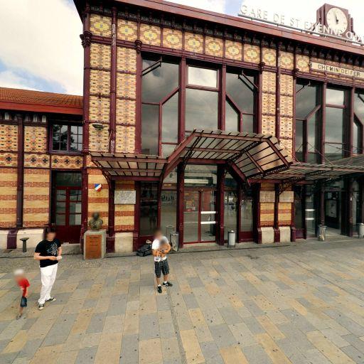 McDonald's - Restauration rapide - Saint-Étienne