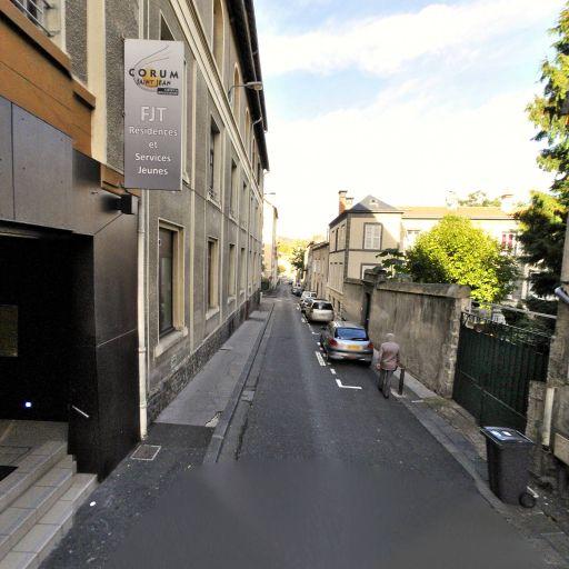 Corum Saint Jean - Foyer pour jeunes travailleurs - Clermont-Ferrand