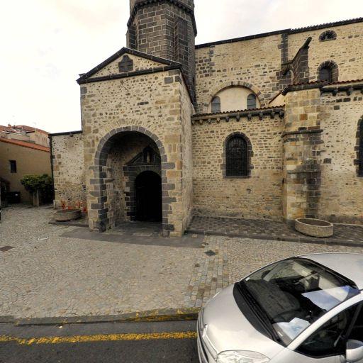 Église Notre-Dame de Chamalières - Attraction touristique - Chamalières