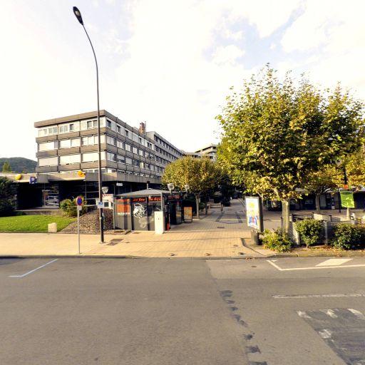 Service de gestion comptable Clermont Métropole et Amendes - Trésorerie des impôts - Chamalières