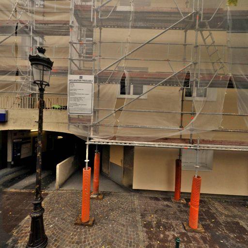 Parking Hôtel Ibis Paris Rueil-Malmaison - Parking public - Rueil-Malmaison