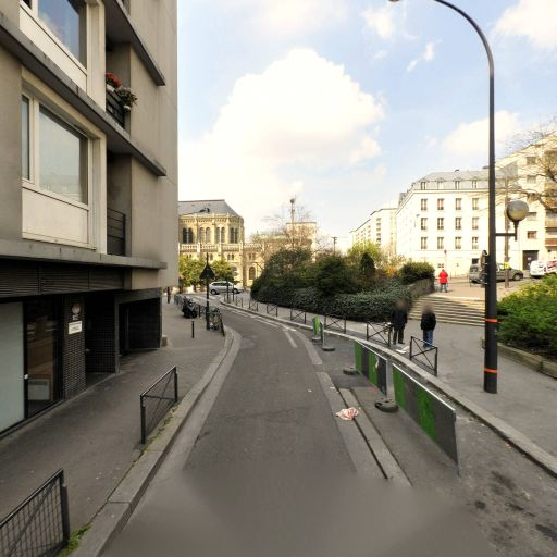 Résidence appartement Les Amandiers - Maison de retraite et foyer-logement publics - Paris