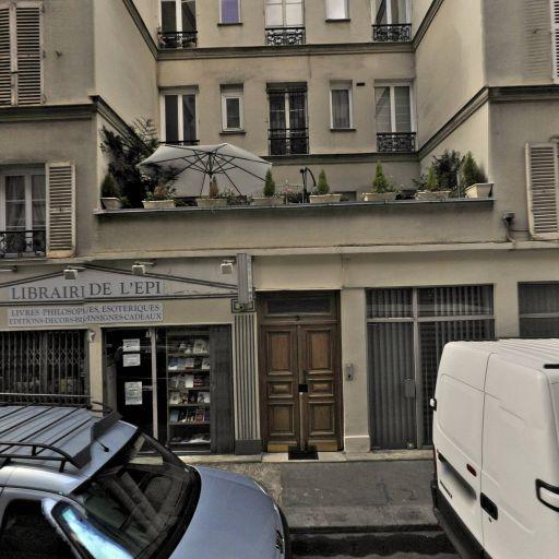 Détrad SA - Librairie - Paris
