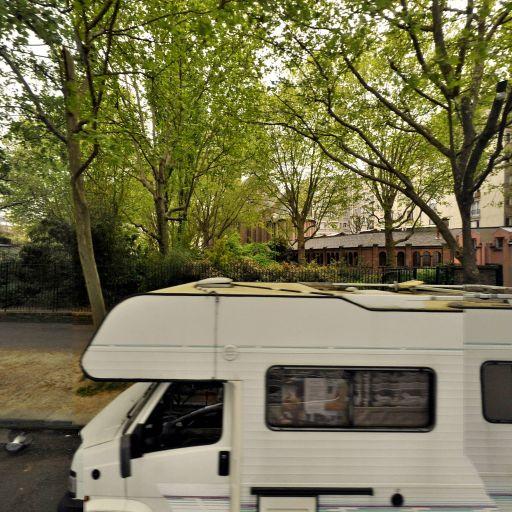 Square Sainte-odile - Parc, jardin à visiter - Paris
