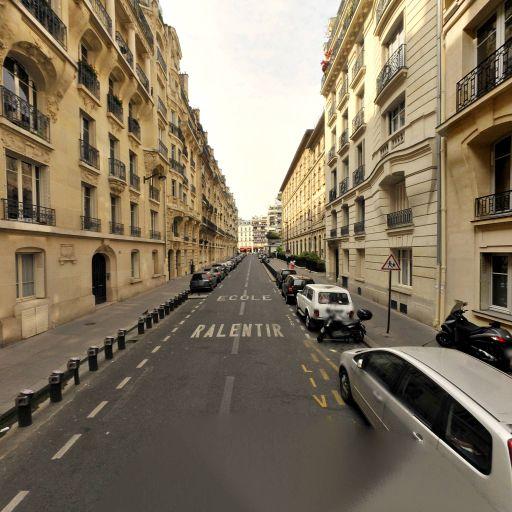 Station Vélib' Chernoviz - Raynouard - Vélos en libre-service - Paris
