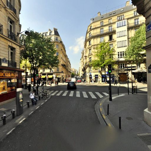 Station Vélib' Ranelagh - Mozart - Vélos en libre-service - Paris