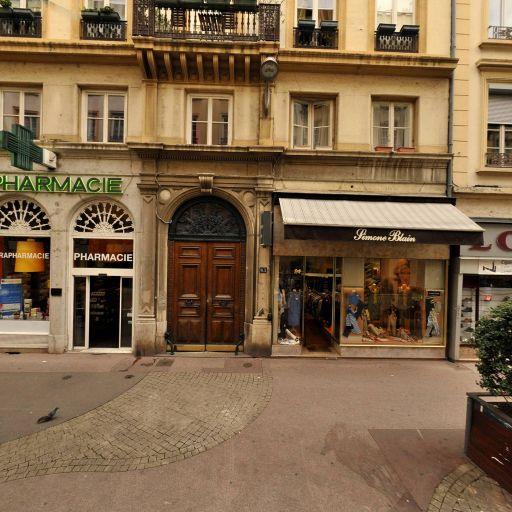 Foraz Jean Pierre - Pharmacie - Lyon