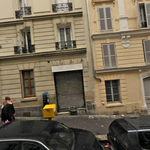 Errafik Brahim - Disquaire - Paris