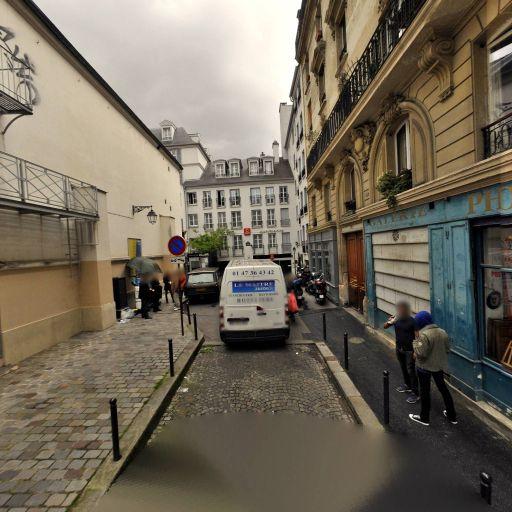 Les Dessous De Montmartre SAS - Location d'appartements - Paris