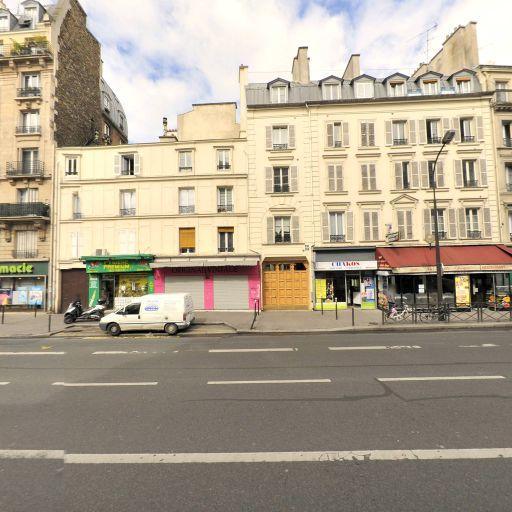 Aurélie Lenfant - Masseur kinésithérapeute - Paris