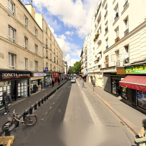 Hotel De La Poste - Restaurant - Paris