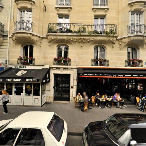 Besser-sebbag Brigitte - Société d'assurance - Paris