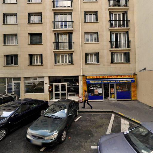 Serge Da Costa - Centre médico-social - Paris