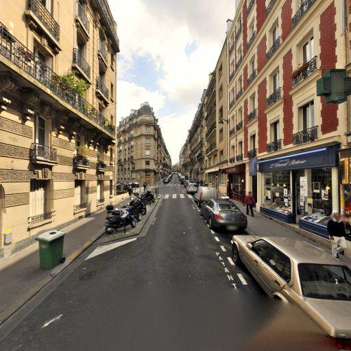 Kontos Simone - Courtier en marchandises - Paris