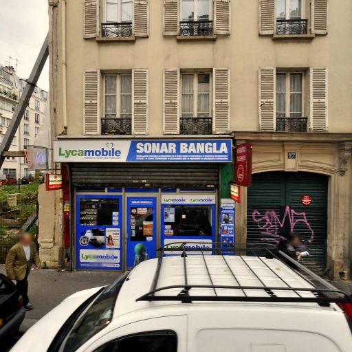 Ali Jafar Sonar Banglatalk To Worl - Centre d'appels - Paris
