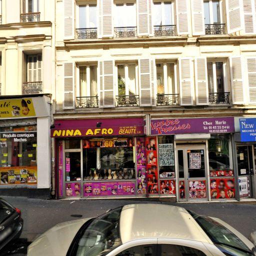 Nana Tresse - Fabrication de parfums et cosmétiques - Paris