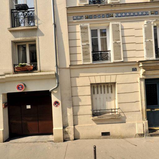 Labaig Luiz-Daniel - Agencement de magasins - Paris