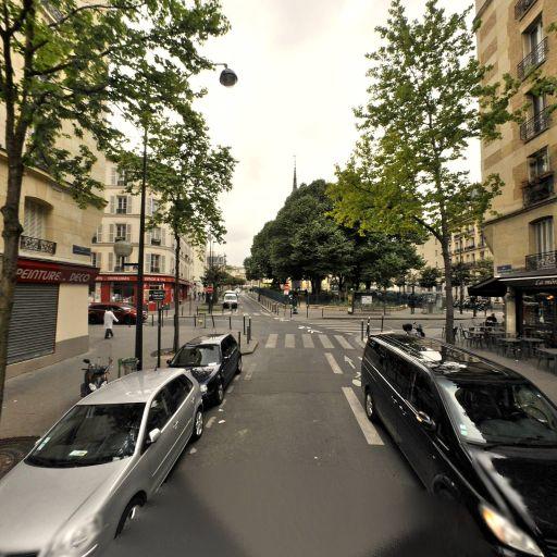 Station Vélib' Jean-François Lépine - Stephenson - Vélos en libre-service - Paris