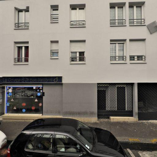 La Goutte d'Or des Nations - Auto-école - Paris