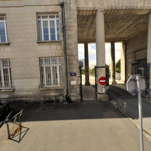 Trésorerie des Établissements Hospitaliers - Trésorerie des impôts - La Rochelle
