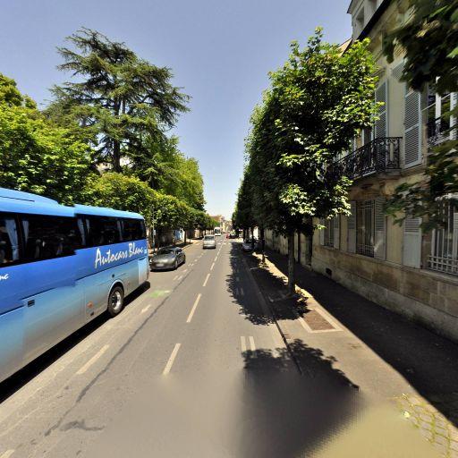 Parking Cathédrale - Parking - Bourges