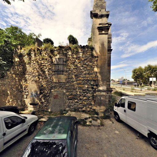 Église des Carmes-Déchaussés - Attraction touristique - Arles