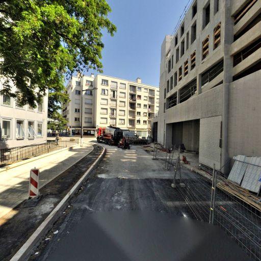 Parking Avaricum - Parking - Bourges