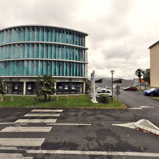 Bpifrance - Banque - Pau