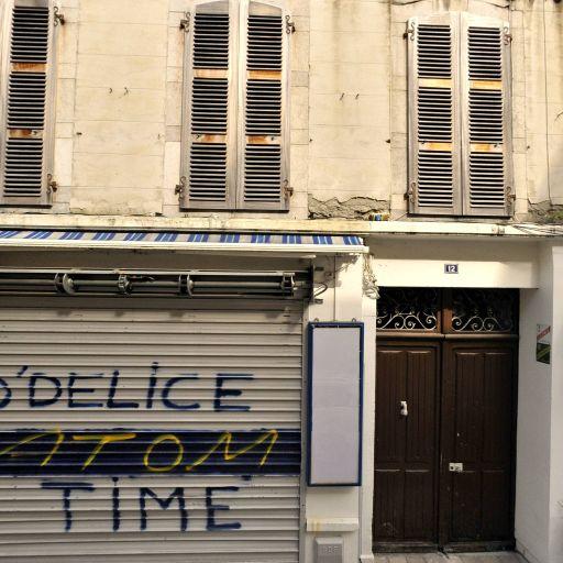 French Coffee Shop - Salon de thé - Pau