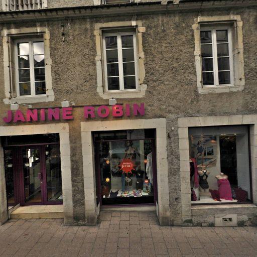 Janine Robin - Lingerie - Pau