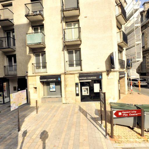 Marchesseau-Lucas Magalie - Avocat - Pau