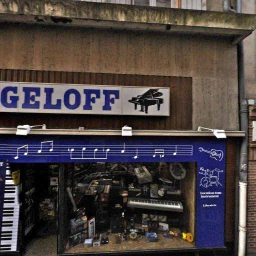 Angeloff Musique - Vente et location d'instruments de musique - Montauban