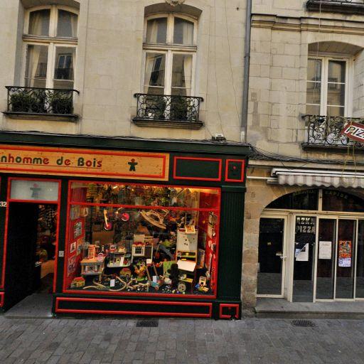 Le Bonhomme De Bois - Jouets et jeux - Nantes
