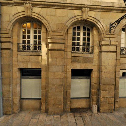 Hôtel de La Villestreux - Attraction touristique - Nantes