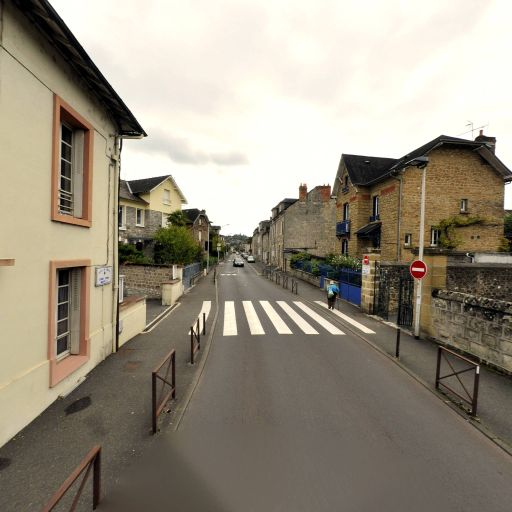 Ecole élémentaire Louis Pons - École primaire publique - Brive-la-Gaillarde
