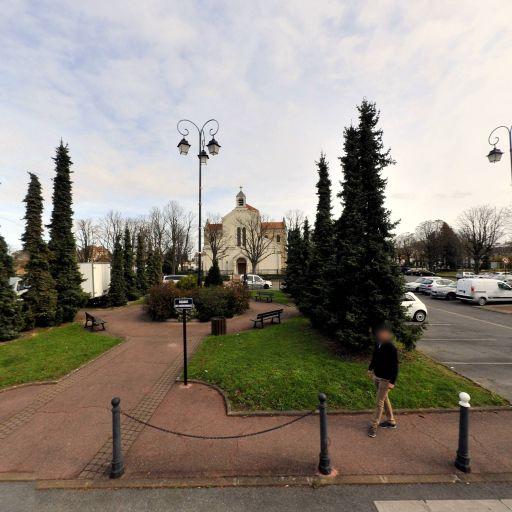 Parking Marché - Parking - Saint-Maur-des-Fossés