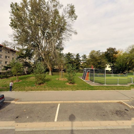 Agorespace Reyssouze - Infrastructure sports et loisirs - Bourg-en-Bresse