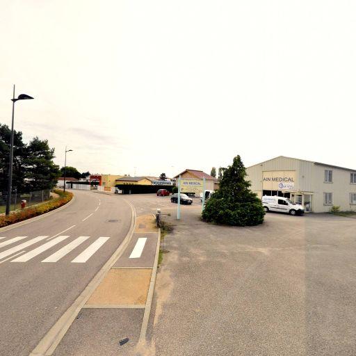 Absolent - Matériel industriel - Bourg-en-Bresse