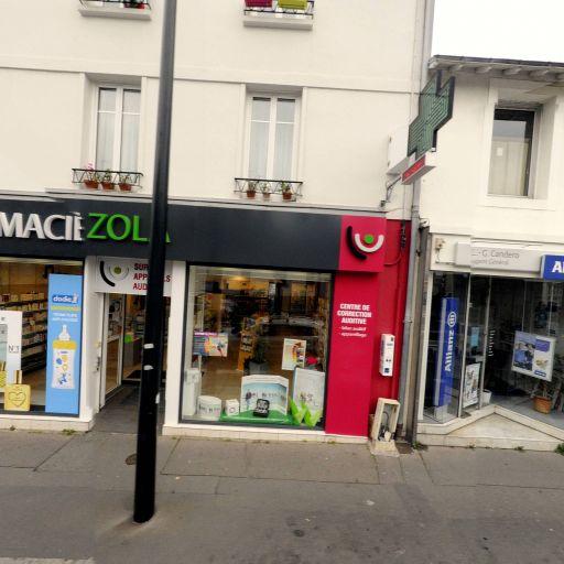 Pharmacie Zola - Orthopédie générale - Nantes