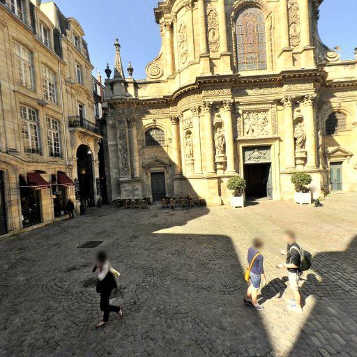 Église Notre-Dame - Attraction touristique - Bordeaux