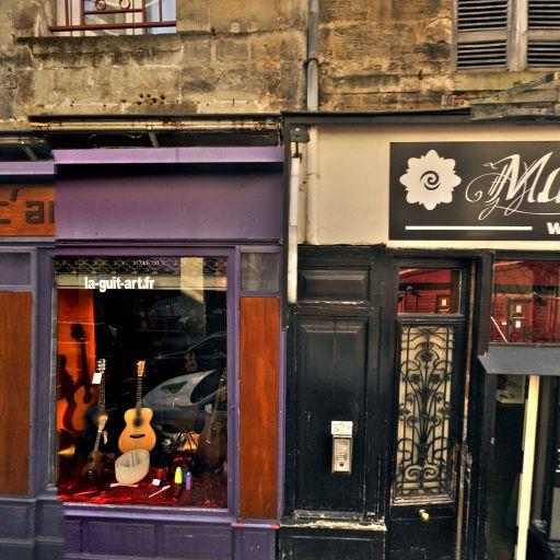 Réversible - Tatouages - Bordeaux