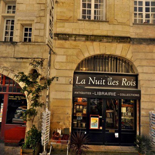 La Nuit Des Rois - Librairie - Bordeaux